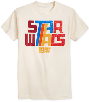 Fifth Sun Men's Star Wars 1977 Retro T-Shirt