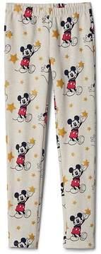 Gap GapKids | Disney Mickey Mouse Leggings in Soft Terry