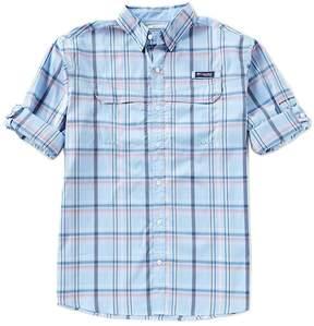Columbia PFG Super Low Drag Long-Sleeve Woven Shirt