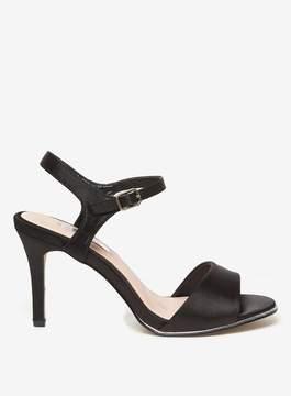 Dorothy Perkins **Showcase Wide Black 'Senorita' Sandals