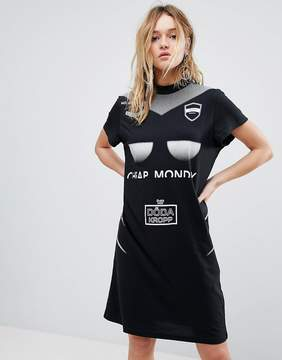 Cheap Monday Off Sport Logo Dress