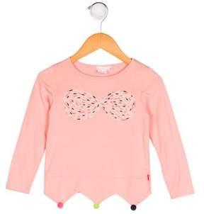 Billieblush Girls' Printed Knit Top