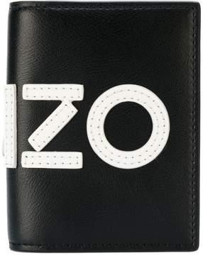 Kenzo graphic logo wallet