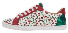 Christian Louboutin Seava Low-Top Sneakers