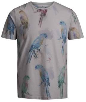 Jack and Jones Bird Art Tee