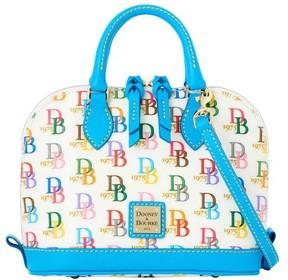 Dooney & Bourke DB75 Multi Bitsy Bag - WHITE - STYLE