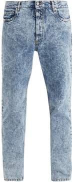 Maison Margiela Marble straight-leg jeans