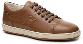 Hogan Men's Leather Logo Sneaker