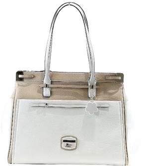GUESS Women's Huma Nude Multi Carryall Handbag