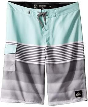 Quiksilver Division Solid Boardshorts Boy's Swimwear