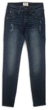 Hudson Girl's Collin Skinny Jeans