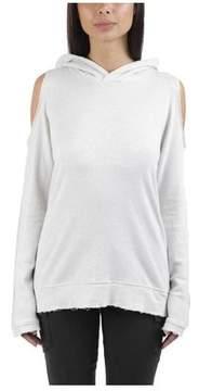 RtA Women's Juno-Cold Shoulder Hoodie