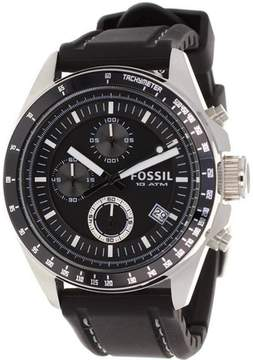 Fossil Decker Collection CH2573 Men's Analog Watch with Chronograph