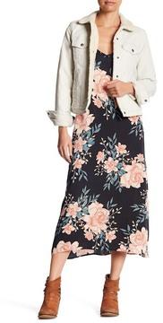 Billabong Dreamy Garden Midi Slip Dress