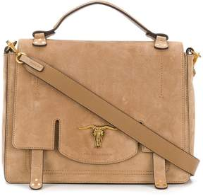 Polo Ralph Lauren foldover top shoulder bag