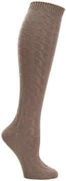 BearPaw Women's Cable Knit Women's's Knee Socks