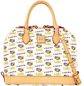 Dooney & Bourke NCAA Louisiana State UniversityZip Zip Satchel - ONE COLOR - STYLE