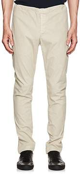 James Perse MEN'S WASHED COTTON SLIM DRAWSTRING PANTS