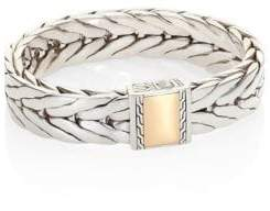 John Hardy Classic Chain Collection Sterling Silver Link Bracelet