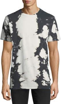 Les (Art)ists Les Artists Virgil Tie-Dye Football T-Shirt
