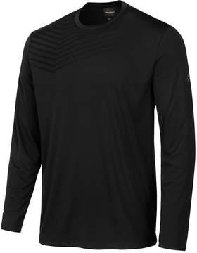Greg Norman For Tasso Elba Men's Long-Sleeve Striped T-Shirt, Created for Macy's