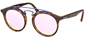 Ray-Ban Rb4256 6266b0 46mm Gatsby I Matte Havana Sunglasses.