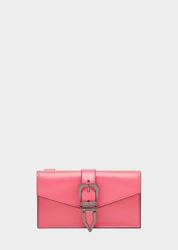 Versace Iconic Buckle Wallet