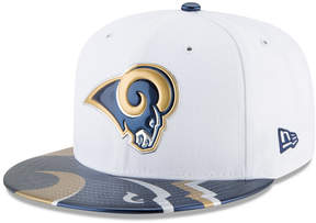 New Era Los Angeles Rams 2017 Draft 59FIFTY Cap