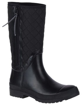 Sperry Women's Walker Quilted Rain Boot