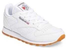 Reebok Toddler Classic Gum Sneaker