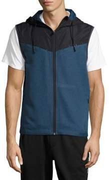 MPG Circuit Tech Hooded Vest