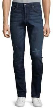 Joe's Jeans Slim-Fit Distressed Jeans