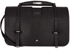 Saint Laurent Large Charlotte Bag - BLACK - STYLE