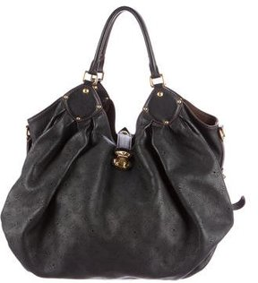 Louis Vuitton Mahina XXL Bag - BLACK - STYLE