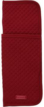 Vera Bradley Iconic Curling Flat Iron Cover Wallet - CARDINAL RED - STYLE