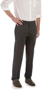 Lee Men's Carefree Straight-Fit Stretch Khaki Pants
