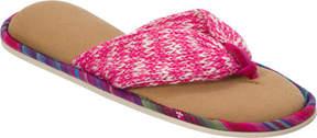 Dearfoams Summer Knit Thong Slipper (Women's)