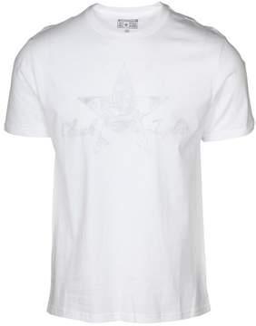 Converse Men's Chuck Taylor Reflective All Star T-Shirt-White-Small