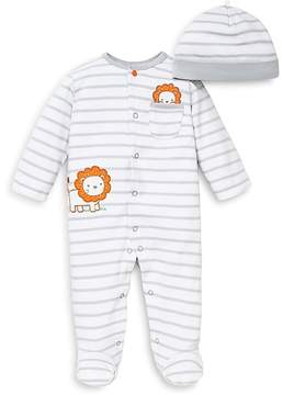 Little Me Boys' Little Lion Footie - Baby