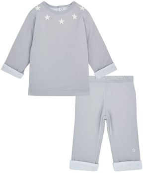 Givenchy Star Top and Trousers Set
