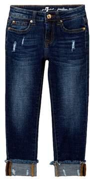 7 For All Mankind The Josefina Feminine Boyfriend Jeans (Big Girls)