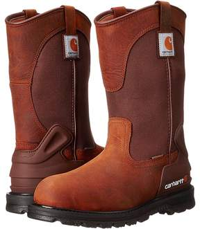 Carhartt CMP1100 11 Wellington Boot Men's Work Pull-on Boots