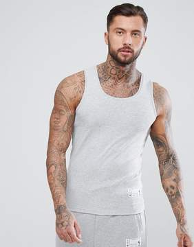 Religion Ribbed Tank with Branding
