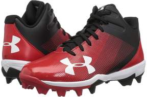 Under Armour Kids Leadoff Mid RM Jr. Baseball Kids Shoes