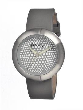 Simplify The 1200 Collection 1203 Unisex Watch
