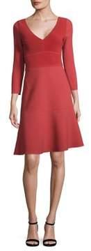 Agnona Lana Wool Dress