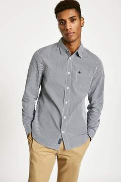 Jack Wills Iffley Gingham Poplin Shirt