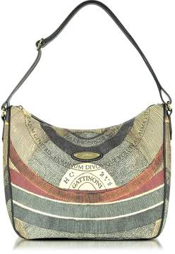 Gattinoni Planetarium Hobo Bag w/Adjustable Strap