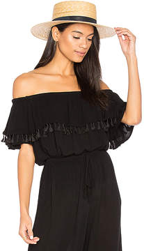 Velvet by Graham & Spencer Dominga Off the Shoulder Top