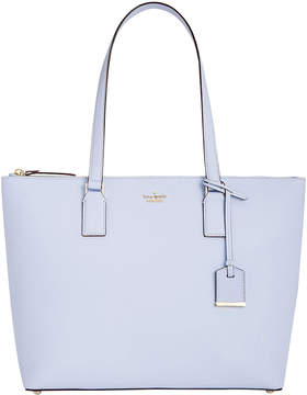 Kate Spade Morning Dawn Cameron Street Lucie Leather Tote
